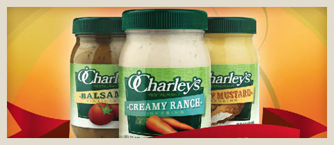 O'Charley's Salad Dressings